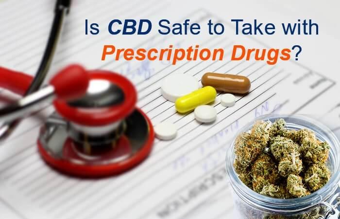cbd combinado con otros medicamentos