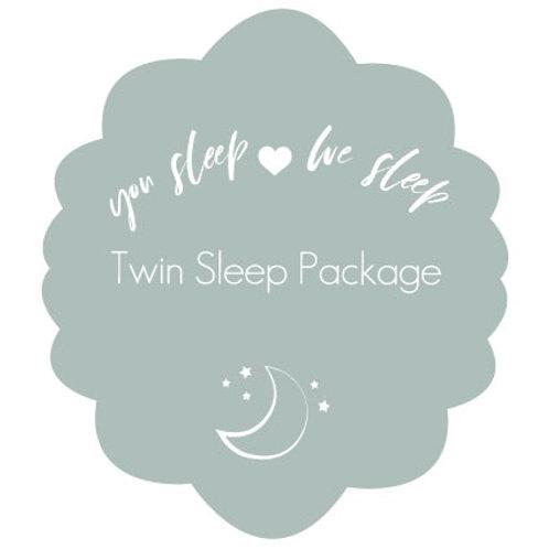 Twin Sleep Package