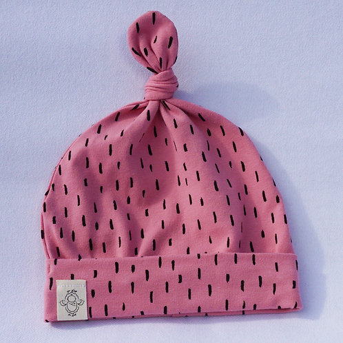 Pink Flecks Hat
