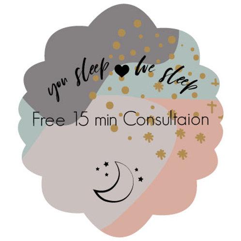 Free 15 min Consultation