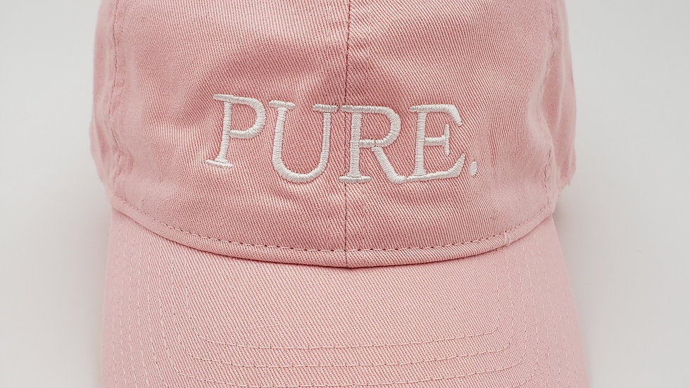 Baby Pink Dad Hat