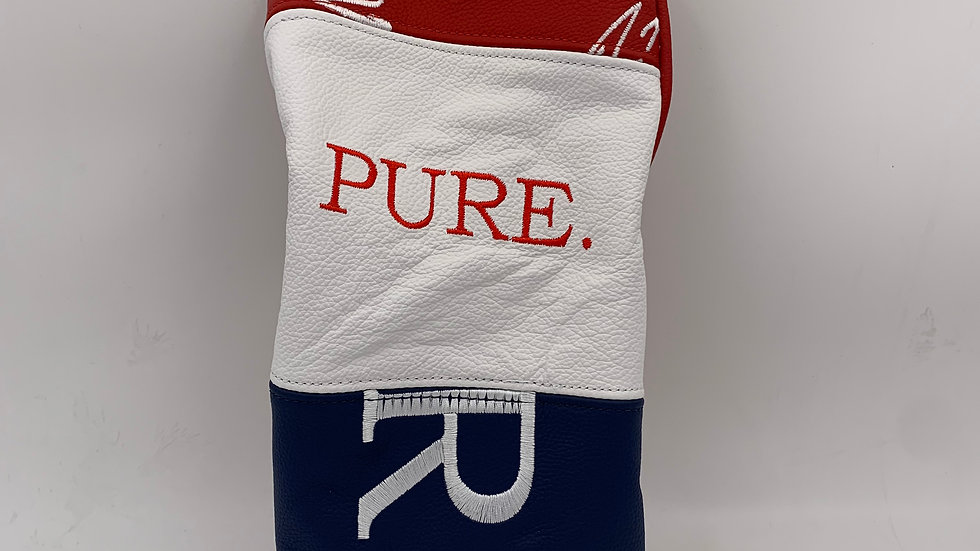 Patchwork Driver Headcover (made to order)