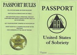 2018 Passport 1 of 2