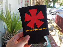 Custom Sublimation Coozie