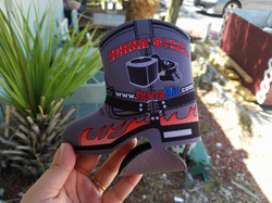 Custom Coozie Sublimation