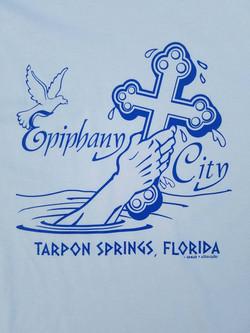 Epiphany City Screen Print