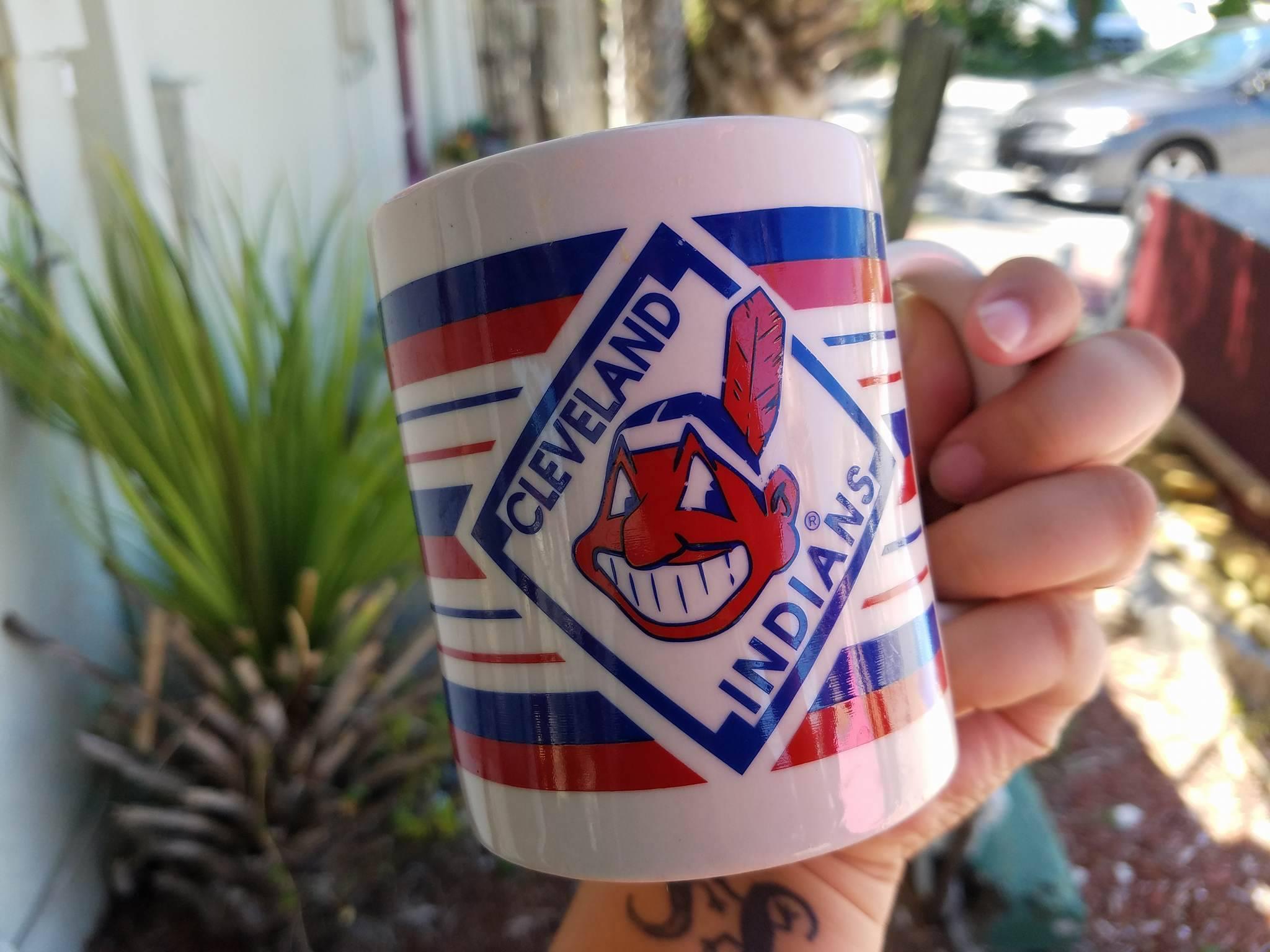 Cleveland Indians Mug