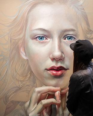 FLG-photographer Mikey Lee- artwork Kath
