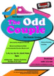 Blackwood Players Inc - The Odd Couple.j