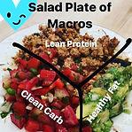 Salad Plate of Macros
