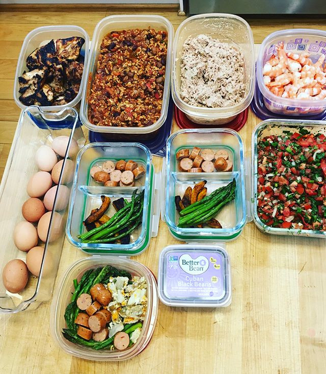 My Top Tips for Meal Prep