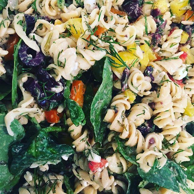 Carnival Pasta Salad