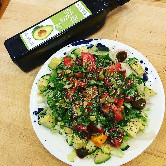 Veggie Love Salad