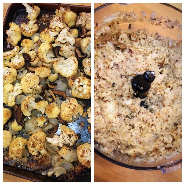Cauliflower Rice Hack