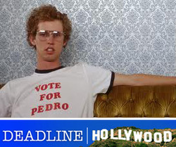 Deadline Hollywood Article