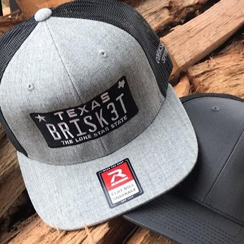 BRISK3T Flat Bill Trucker Cap