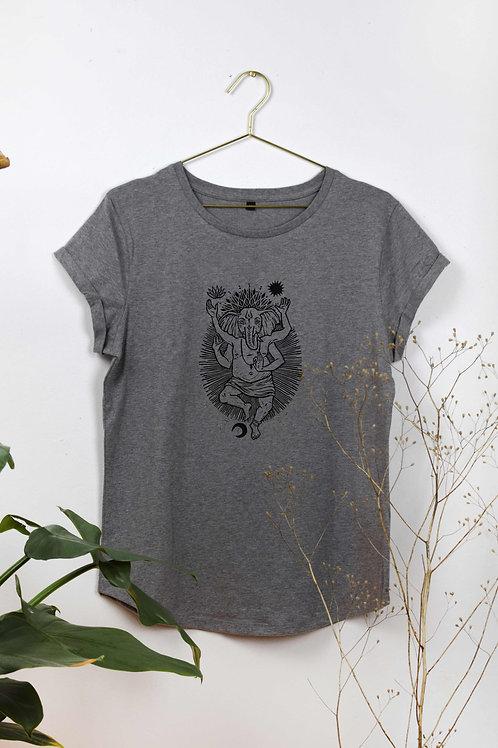 """Frauen T-Shirt """"Ganesha"""""""