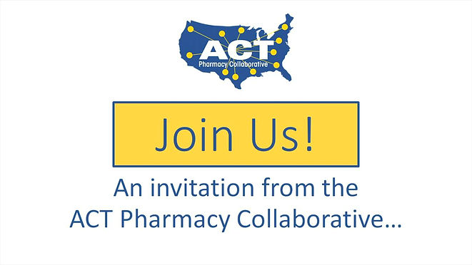 ACT/AACP Practice Transformation Workshop