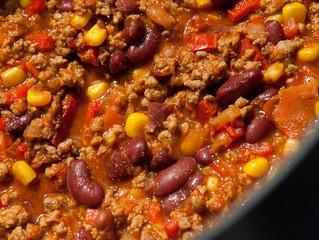 Chili con carne (ricetta americana)
