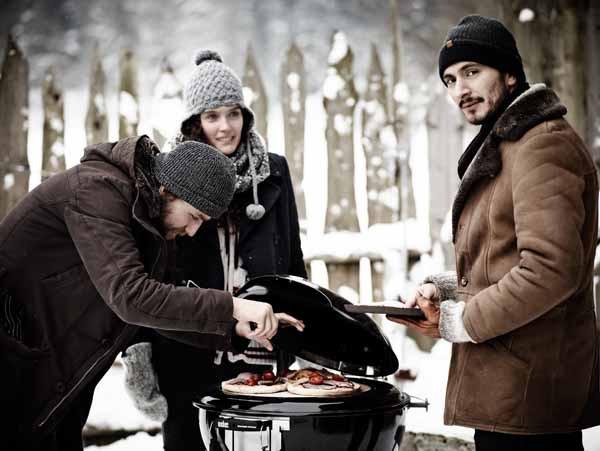 Trucchi per barbecue invernali