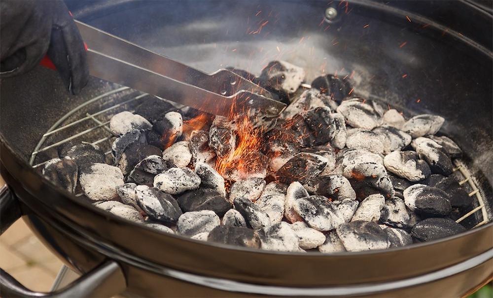 cottura diretta - direct grilling