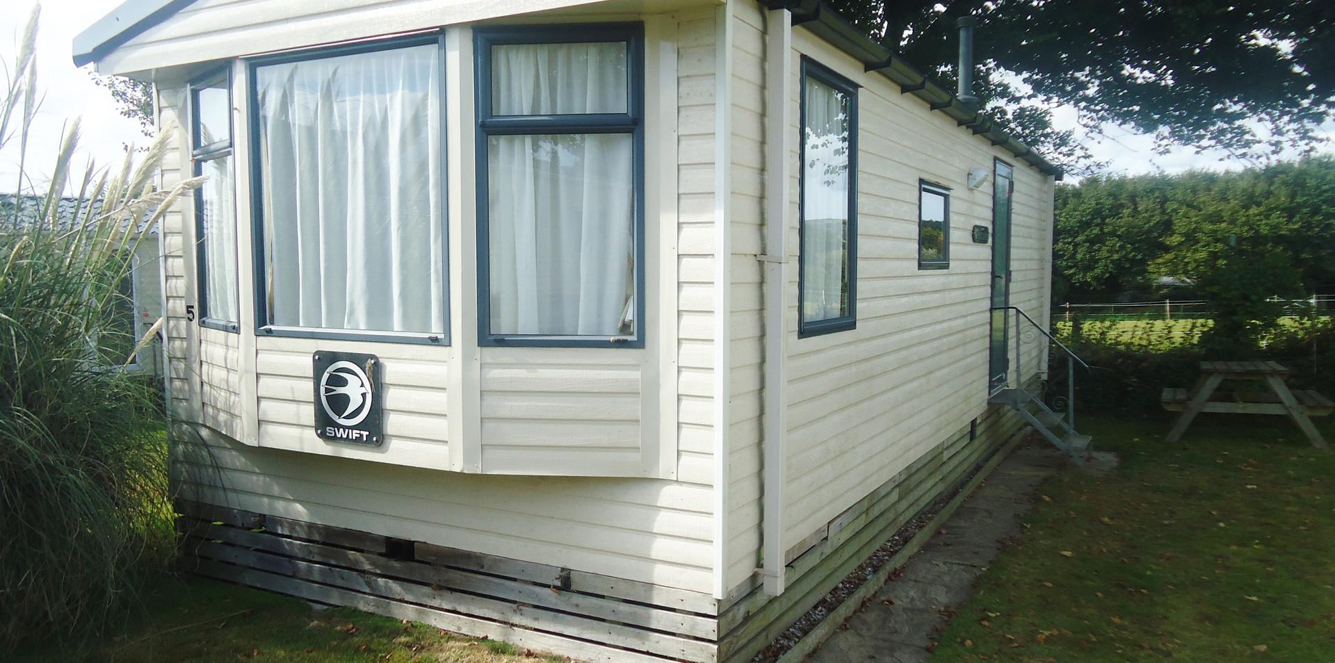 Mount's Bay Caravan Park - Burgundy2