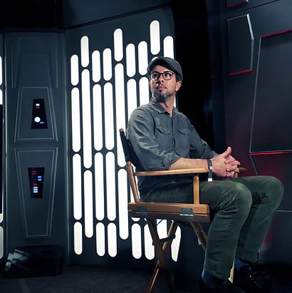 Production Designer, Ryan Brett Puckett, for film and commercial Art Direction