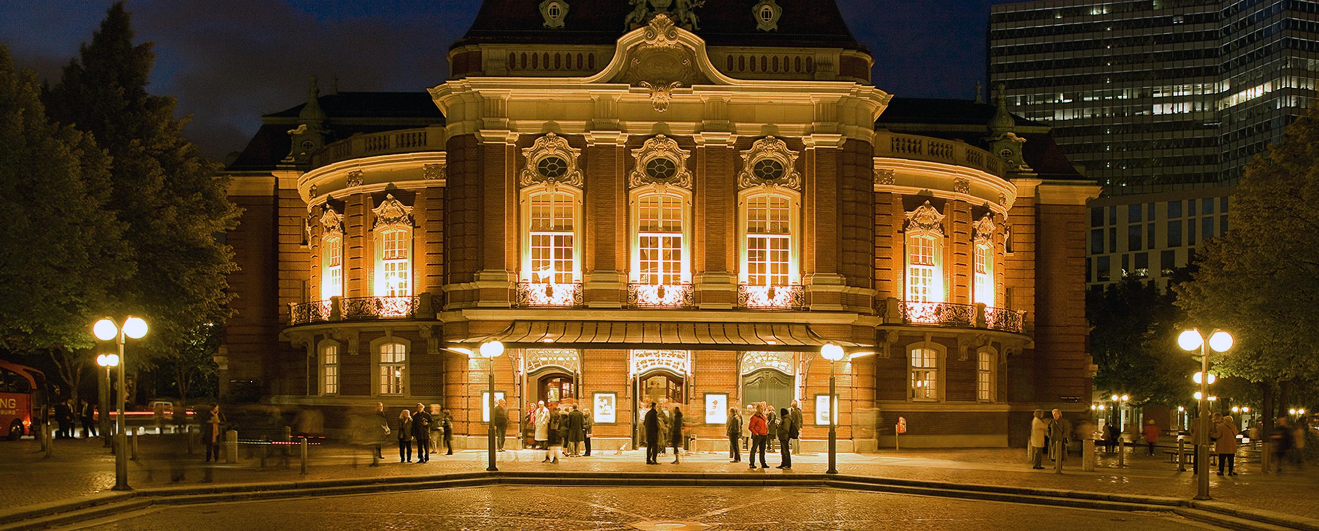Musikhalle, Hamburg