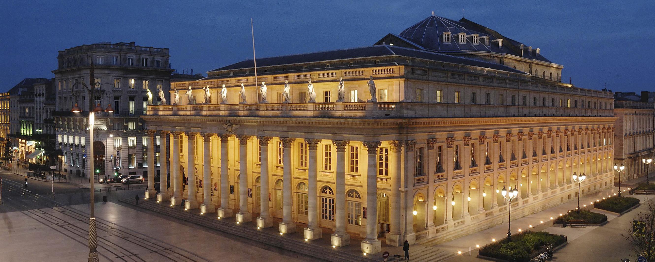 Grand Théâtre, Bordeaux