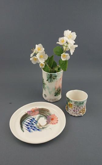 Porcelaines au quotidien
