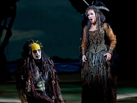 Joyce DiDonato at the Met Opera
