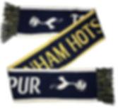 Totthenham scarf 1.JPG