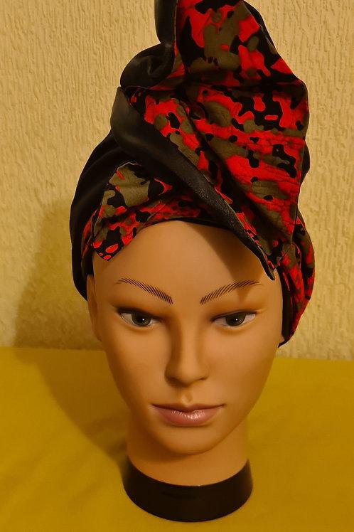 African Print Head Wrap