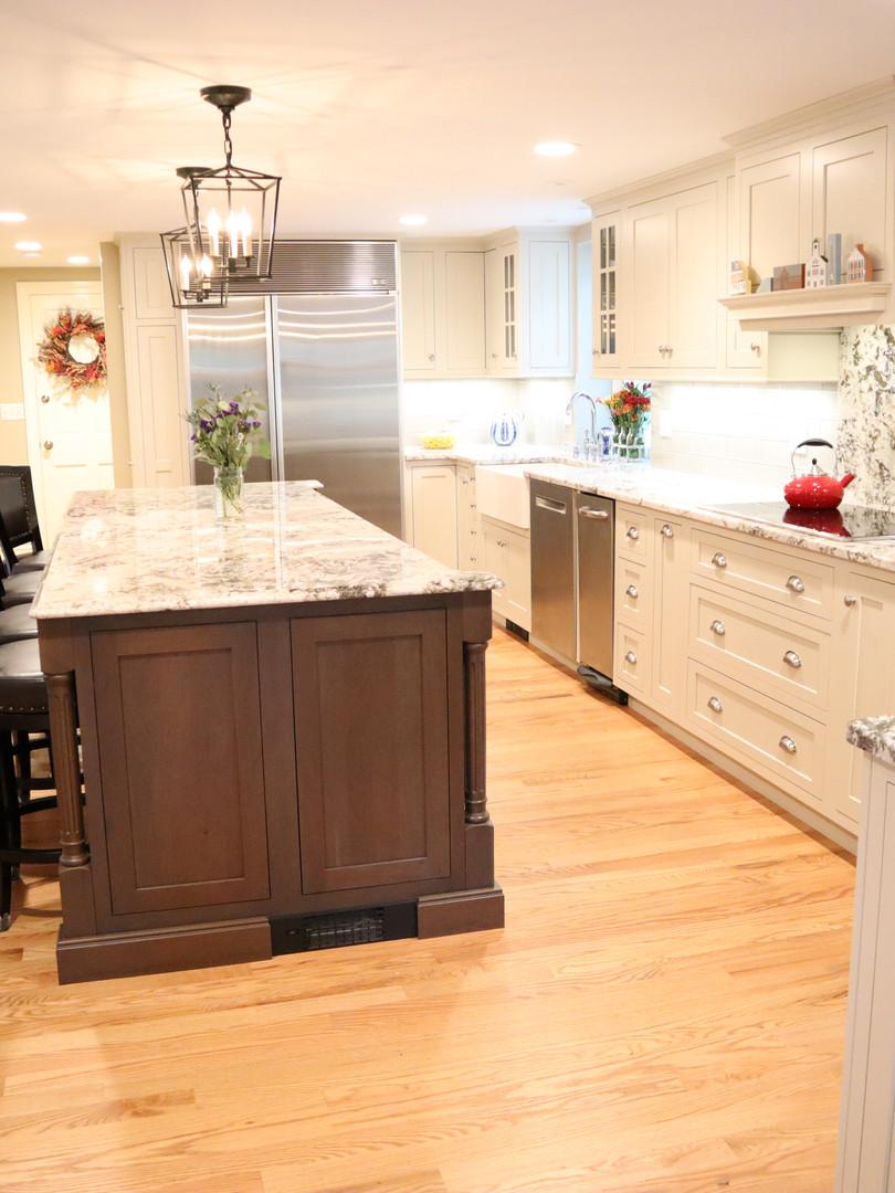 Acton, MA Kitchen Remodel