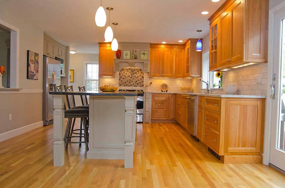 full kitchen renovation and addition in littleton ma marlborough ma