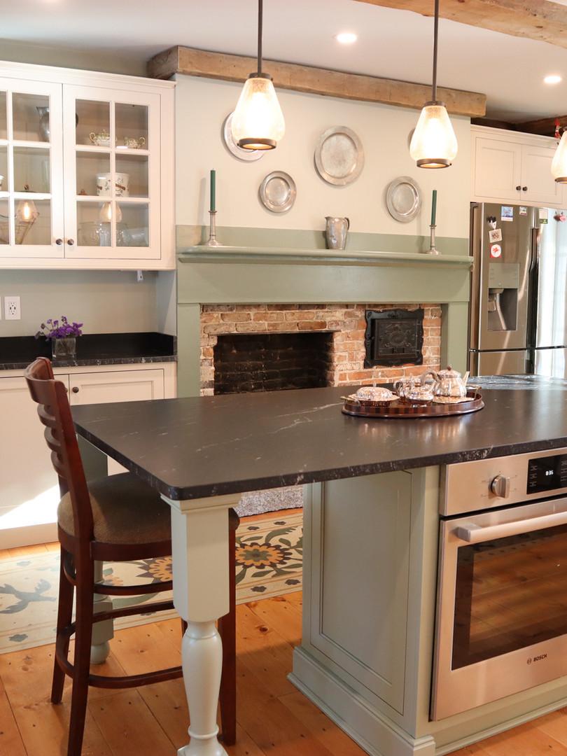 Pepperell, MA Kitchen Renovation .JPG