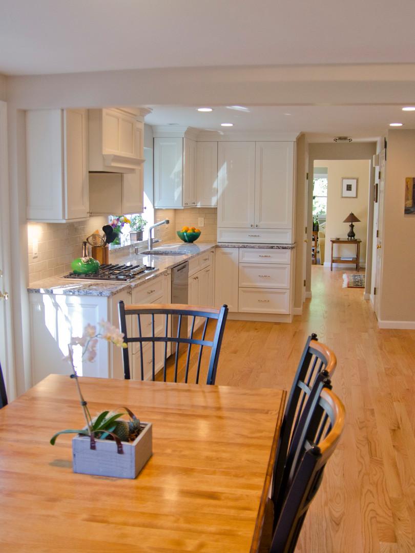 Wayland, MA Kitchen Remodel