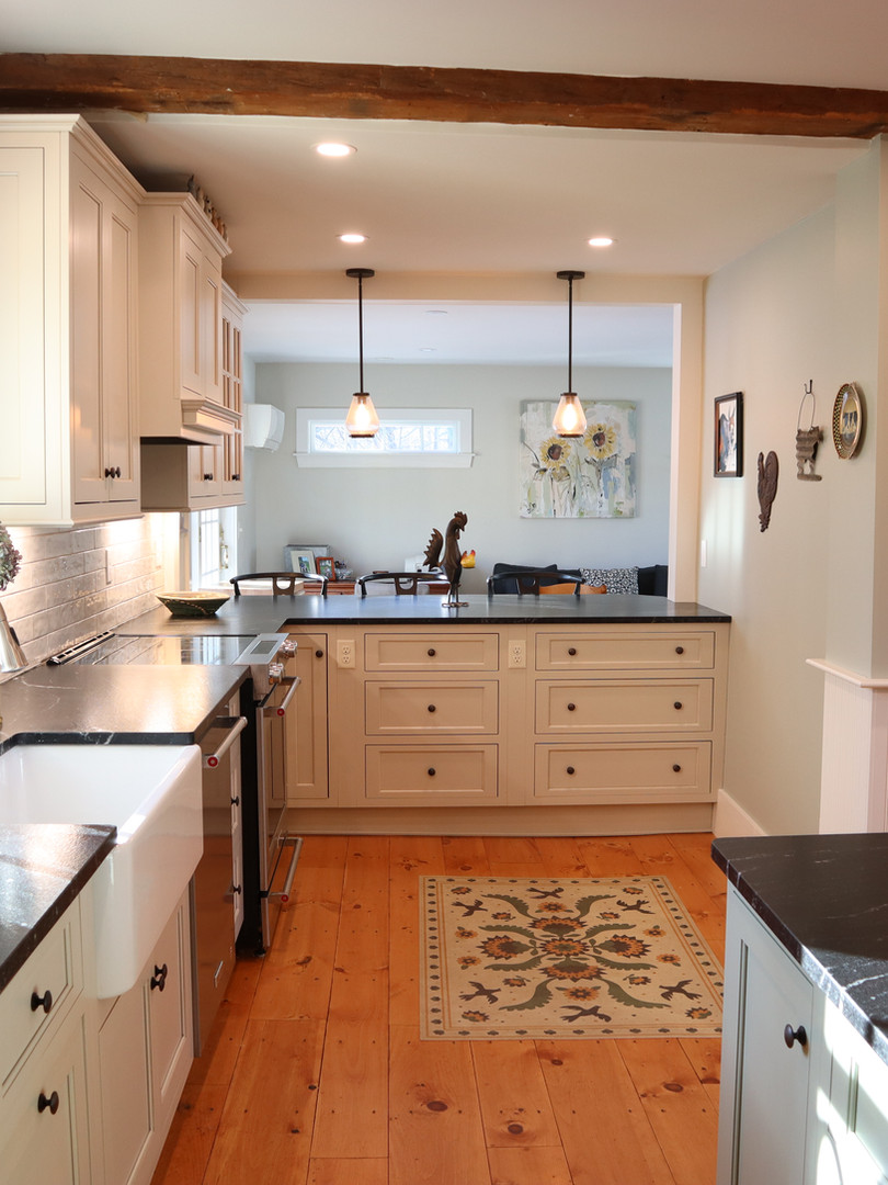 Pepperell, MA kitchen remodel .JPG