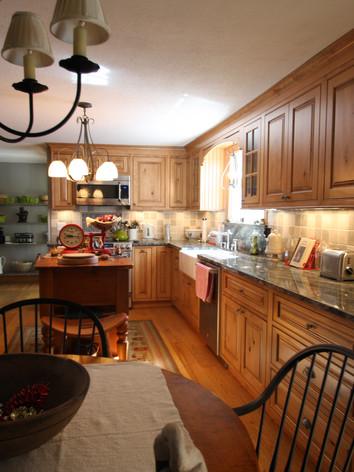 Acton, MA Kitchen Renovation
