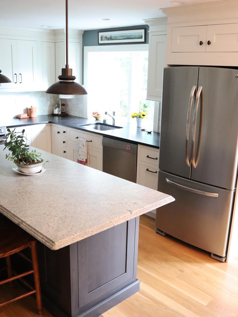 Bolton, MA Kitchen Remodel