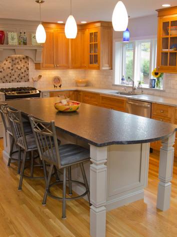 Marloborough, MA Kitchen Renovation