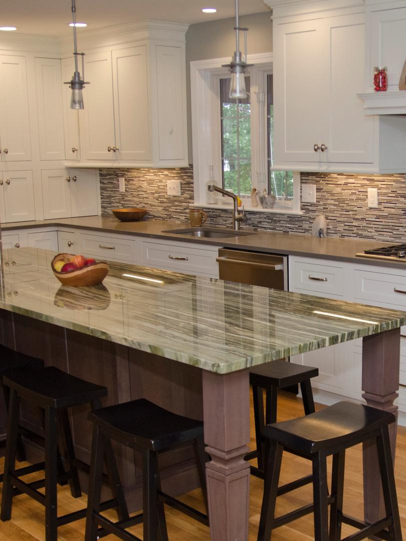 Littleton, MA Kitchen Renovation