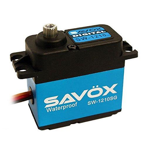 Savox SW-1210SG Digital Steel Gear Servo