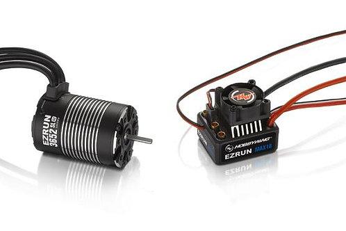 hobbywing Max 10 sensorless combo