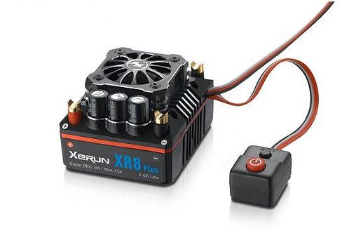 Hobbywing Xerun XR8 Plus sensored