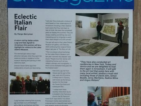QT Magazine - Arrowtown NZ