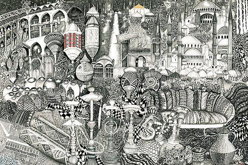 THE BAZAAR ISTANBUL