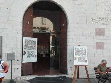 Assisi Exhibition // 2017