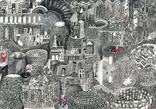 PINOCCIO AND THE CITY OF STRAW