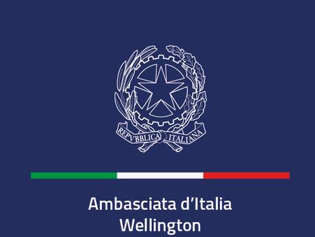 Italian Embassy in Wellington